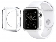 Чехол SGP Liquid для Apple Watch 38 mm (Crystal Clear)