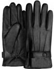 Мужские перчатки Xiaomi Qimian Spanish Lambskin Touch Gloves L (Black)