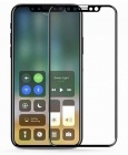 Защитное стекло Aukey Premium 3D Tempered Glass SP-G32 для iPhone X (Black)