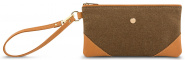 Клатч Moshi Wristlet Clutch 99MO095735 (Vintage Brown)
