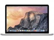Ноутбук Apple MacBook Pro Retina 15 quad i7 2.2GHz/16GB/256Gb SSD (MJLQ2RU/A) Silver