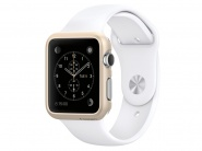Чехол SGP Thin Fit для Apple Watch 38mm (Champagne Gold)