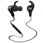 Наушники Monster iSport Bluetooth Wireless 128660-00 (Black)