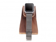 Док-станция Samdi Natural Wood Docking Charge Station для Apple Watch (Brown)