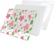 Накладка i-Blason Cover для MacBook Pro 15 A1707 (Pink Flowers)