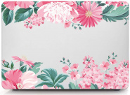Накладка i-Blason Cover для MacBook Air 13 A1932 (Pink floral)
