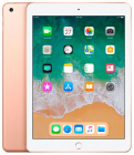 Планшет Apple iPad 9.7'' 128Gb Wi-Fi+Cellular 2018 MRM22RU/A (Gold)