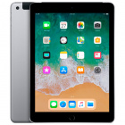 Планшет Apple iPad 9.7'' 128Gb Wi-Fi+Cellular 2018 MR722RU/A (Space Grey)