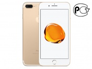 Смартфон Apple iPhone 7 Plus 256Gb MN4Y2RU/A (Gold)