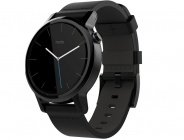 Умные часы Motorola Moto 360 2nd Gen 42mm (Black Leather)