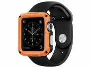 Чехол SGP Tough Armor для Apple Watch 42mm (Tangerine Tango)