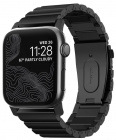Ремешок Nomad Titanium для Apple Watch Series 2/3/4 42/44 mm (Black)