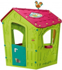 Игровой домик Keter Magic Playhouse (Green/Crimson)