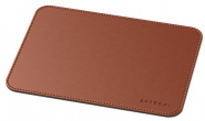 Коврик для мыши Satechi Eco-Leather Mouse Pad ST-ELMPN (Brown)