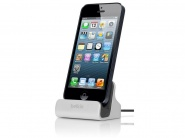 Док-станция Belkin Charge + Sync Dock для iPhone (Black)