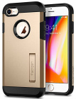 Чехол Spigen Tough Armor 2 (054CS22218) для iPhone 7/8 (Champagne Gold)