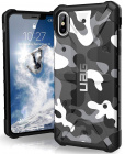 Чехол Urban Armor Gear Pathfinder Camo Series для iPhone Xs Max (Arctic)