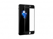 Защитное стекло Baseus Tempered Glass Film 0.23mm PET Soft 3D Anti-Blue light для iPhone 7 (Black)