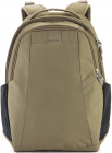 Рюкзак Pacsafe Metrosafe LS350 для ноутбука 13'' (Earth Khaki)