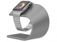 Док-станция Nomad Stand для Apple Watch (Silver)