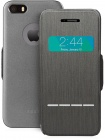 Чехол Moshi SenseCover 99MO072001 для iPhone 5/5S/SE (Steel Black)
