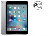 Планшет Apple iPad mini 4 128Gb Wi-Fi MK9N2RU/A (Space Gray)