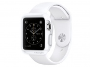 Чехол SGP Slim Armor для Apple Watch 38mm (SGP11557) White