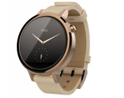 Умные часы Motorola Moto 360 2nd Gen Womens 42mm (Rose Gold/Blush Leather)