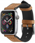 Ремешок Spigen Retro Fit (062MP25078) для Apple Watch Series 2/3/4/5 42/44 mm (Brown)