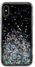 Чехол SwitchEasy Starfield для iPhone XS (Ultra Black)