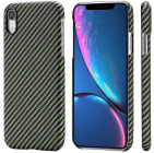 Чехол Pitaka MagCase (KI9005XR) для iPhone XR (Black/Yellow)