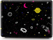 Накладка i-Blason Cover для MacBook Pro 15 A1707 (Painted Space)