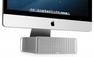 Подставка Twelve South HiRise 12-1223 для iMac/Thunderbolt/Cinema Display (Silver)