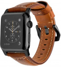 Ремешок Nomad Traditional Strap (NM1A4RBT00) для Apple Watch Series 2/3/4 42/44 mm (Brown/Black)