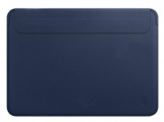 Чехол Wiwu Skin Pro 2 Leather для MacBook 12 (Blue)
