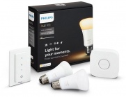 Набор умных ламп Philips Hue Starter Kit V68240 E27 (White Ambiance)