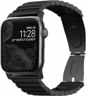 Ремешок Nomad Steel Band (NM1A4HB000) для Apple Watch Series 2/3/4 42/44 mm (Black)