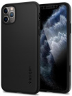 Чехол Spigen Thin Fit 360 (075CS27150) для iPhone 11 Pro Max (Black)