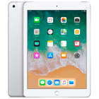Планшет Apple iPad 9.7'' 128Gb Wi-Fi+Cellular 2018 MR732RU/A (Silver)
