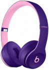Беспроводные наушники Beats Solo3 Wireless On-Ear Headphones Beats Pop Collection (Pop Violet)