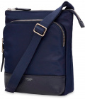 "Сумка Knomo Carrington (119-306-BSN) для планшета 10"" (Dark Navy)"