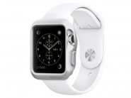 Чехол SGP Slim Armor для Apple Watch 38mm (SGP11491) Silver