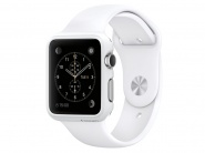 Чехол SGP Thin Fit для Apple Watch 38mm (Smooth White)