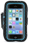 Спортивный чехол Griffin Adidas Armband (GB38823) для iPhone 5/5S/5C (Black/Blue)