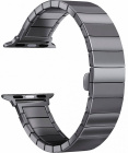 Ремешок Lyambda Libertas (DS-APG-06-44) для Apple Watch Series 2/3/4/5 42/44 mm (Black)